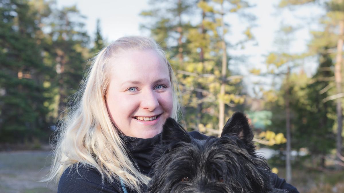 Korona avasi silmät uusille mahdollisuuksille - Emma Jylö halusi muuttaa pois Helsingistä