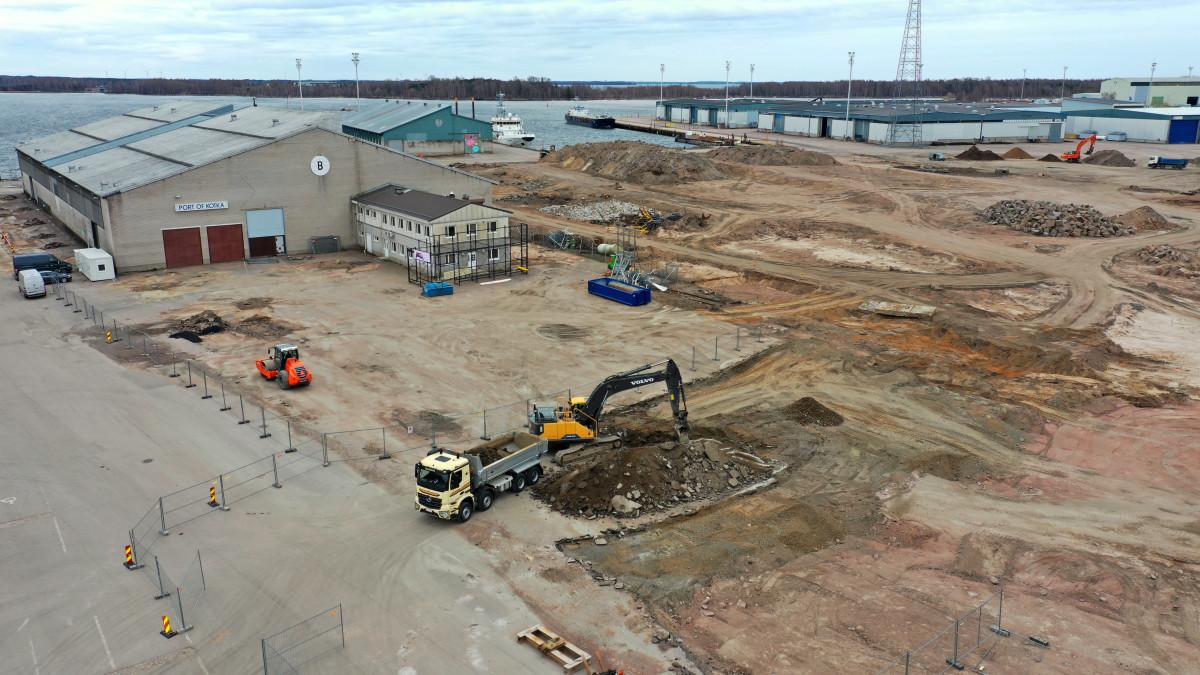 Satama Areenan rakentamisen lisärahoitus jakaa mielipiteitä Kotkassa
