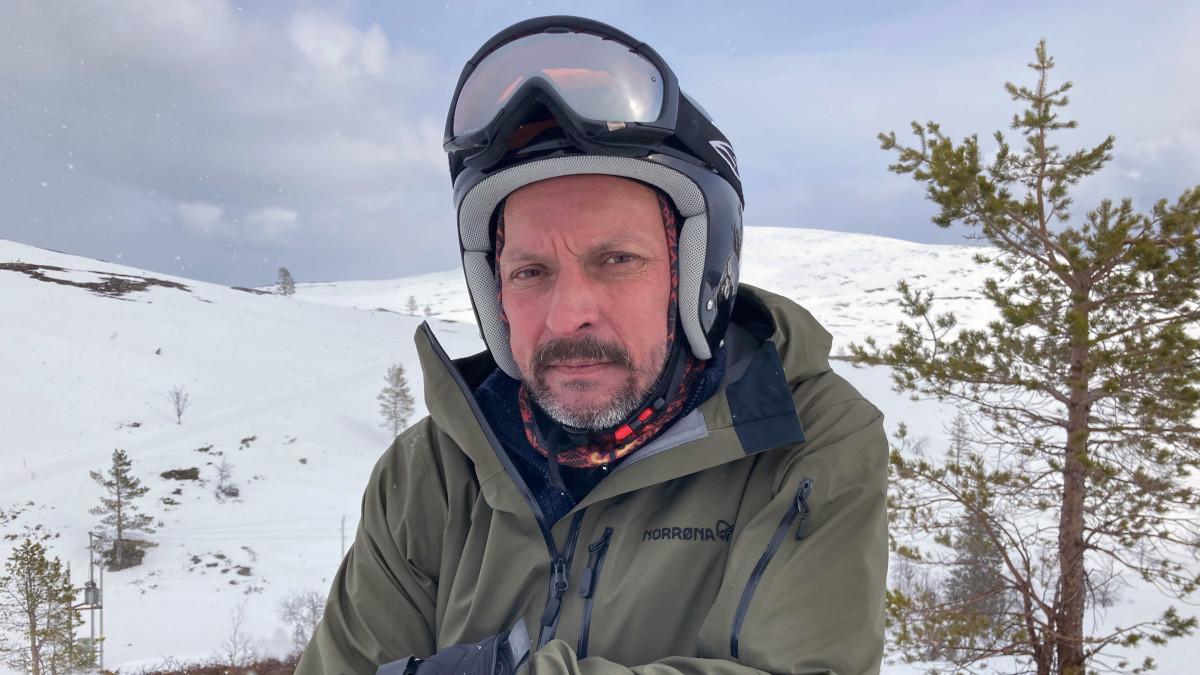 Pallaksen rinnepäällikkö Janne Oja: On ollut oikein soma kausi
