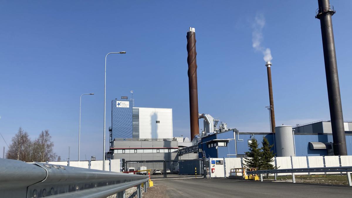 Kaukolämmön päästöt putoavat merkittävästi kymmenessä vuodessa koko Suomessa – Kemissä  pyritään hiilineutraaliksi vuoteen 2024