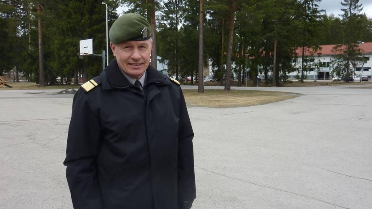 Maavoimien Esikuntapäällikkö Jorma Ala-Sankilan mielestä Suomen turvallisuustilanne on vakaa.