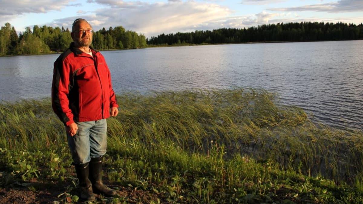 Pekka Paananen uhrikivi Luumäki Niemenkylä