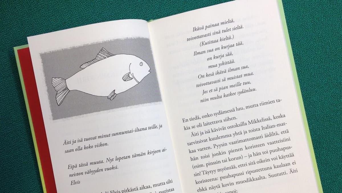 Maria Kuutin kirja Anna ja Elvis mummolassa (2015)