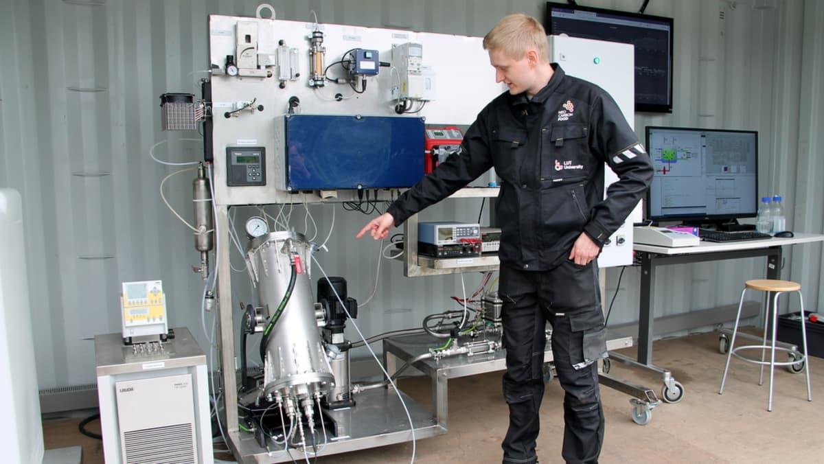 LUT bioreaktori