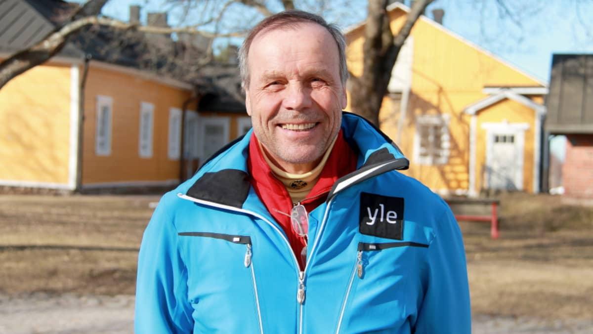 Valmentaja Jarmo Punkkinen