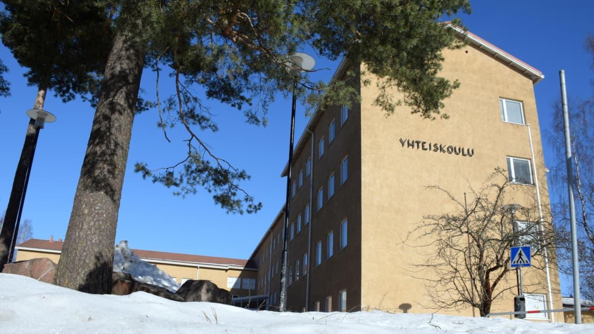Hämeenlinnan yhteiskoulu
