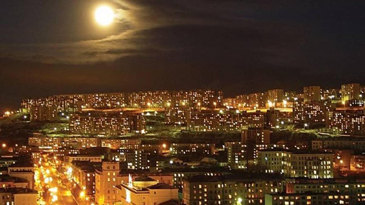 Öinen Murmansk