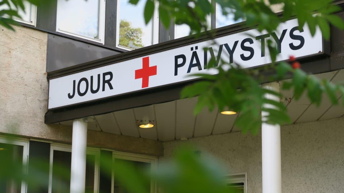Raaseporin sairaalan päivystysovi pysyy kuunvaihteesta lähtien kiinni ilman ennakkosoittoa.
