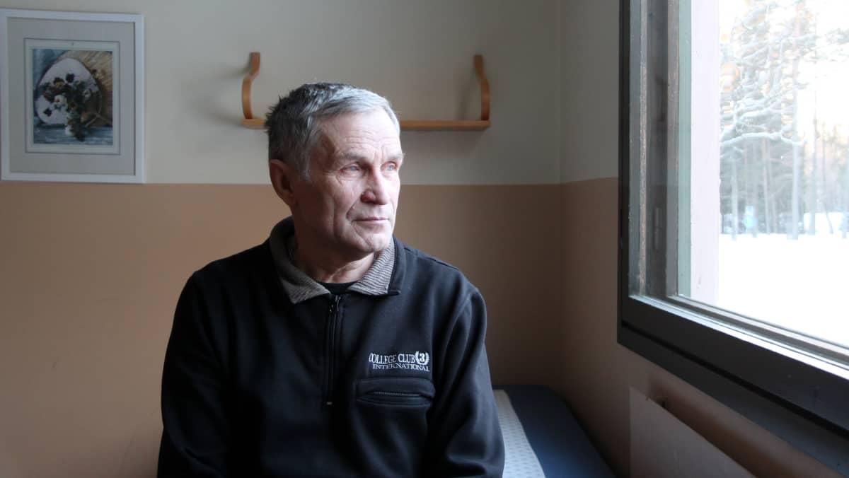 Hostelli Huhtiniemen omistaja Vladimir Nedosekin