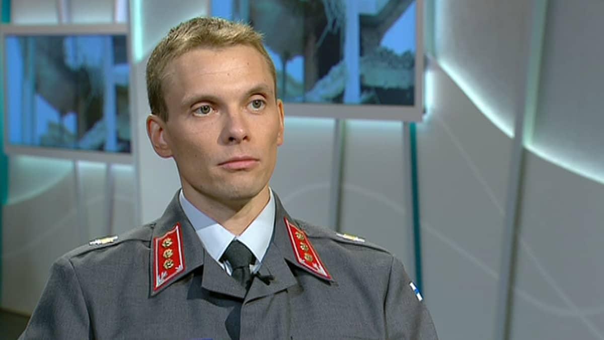 Maanpuolustuskoreakoulun strategian opettaja Juha Kukkola.