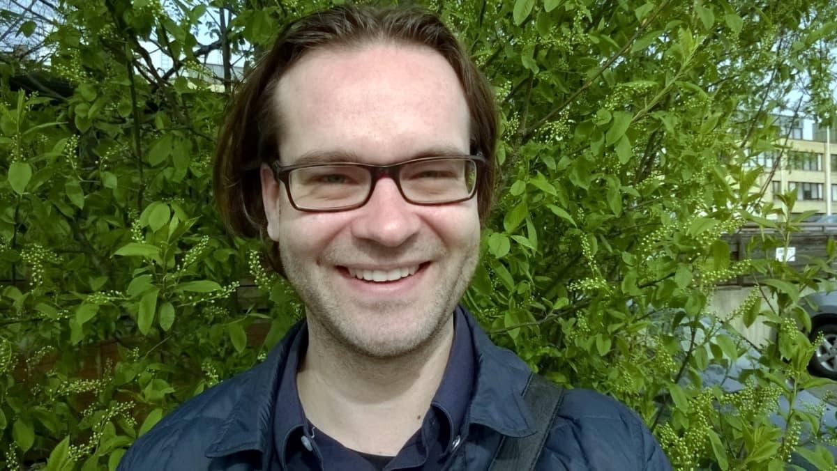 Sosiologian tohtori Jussi Ronkainen