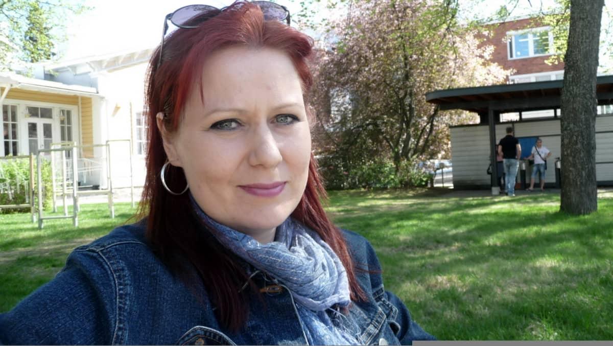 Futurologi Elina Hiltunen