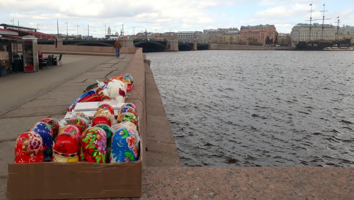 Maatuskoita Pietarissa