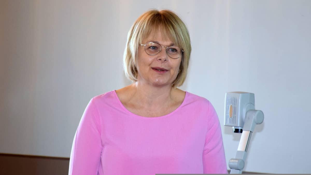 Hämeenlinnan sivistys- ja hyvinvointijohtaja Päivi Raukko