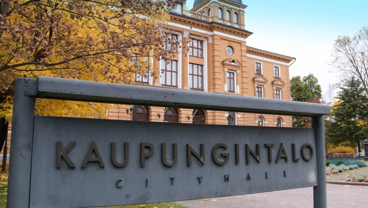 Oulun kaupungintalo