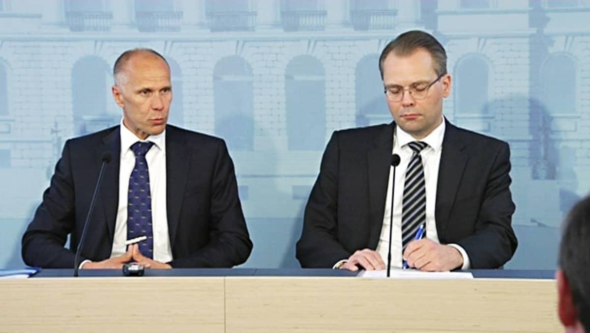 Lauri Puranen Jussi Niinistö