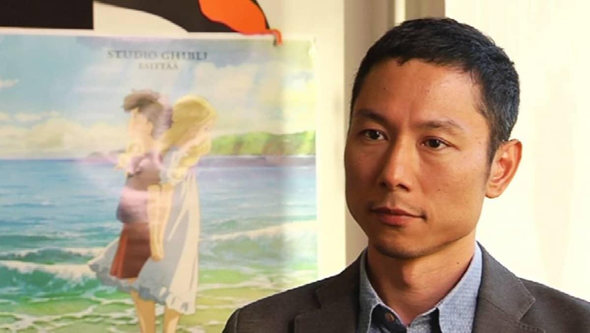 Yoshiaki Nishimura.