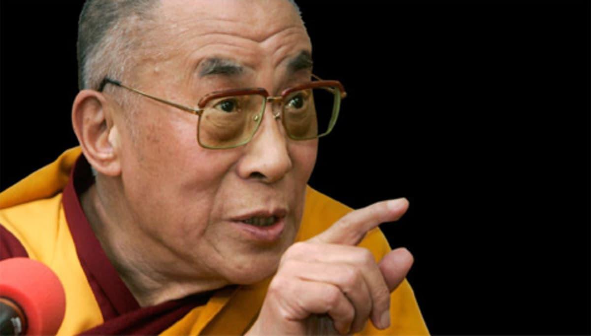 Tiibetin uskonnollinen johtaja Dalai Lama