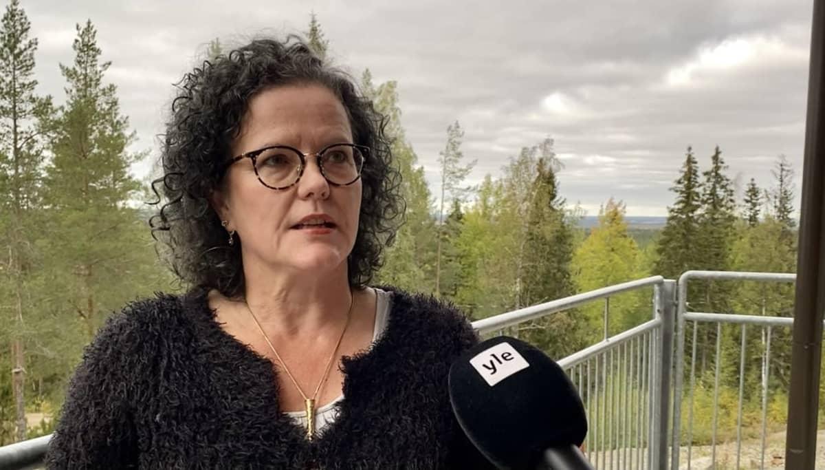 Vaasan yliopiston tutkimuksen vararehtori Minna Martikainen