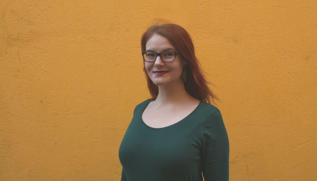 Tutkija Kukka-Maaria Wessmann