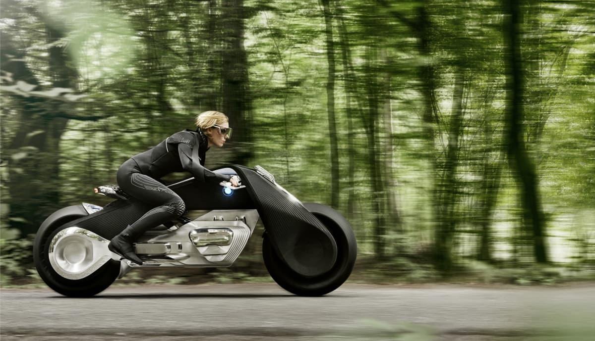 "BMW:n visio tulevaisuudesta, VISION NEXT 100 ""The Great Escape"""