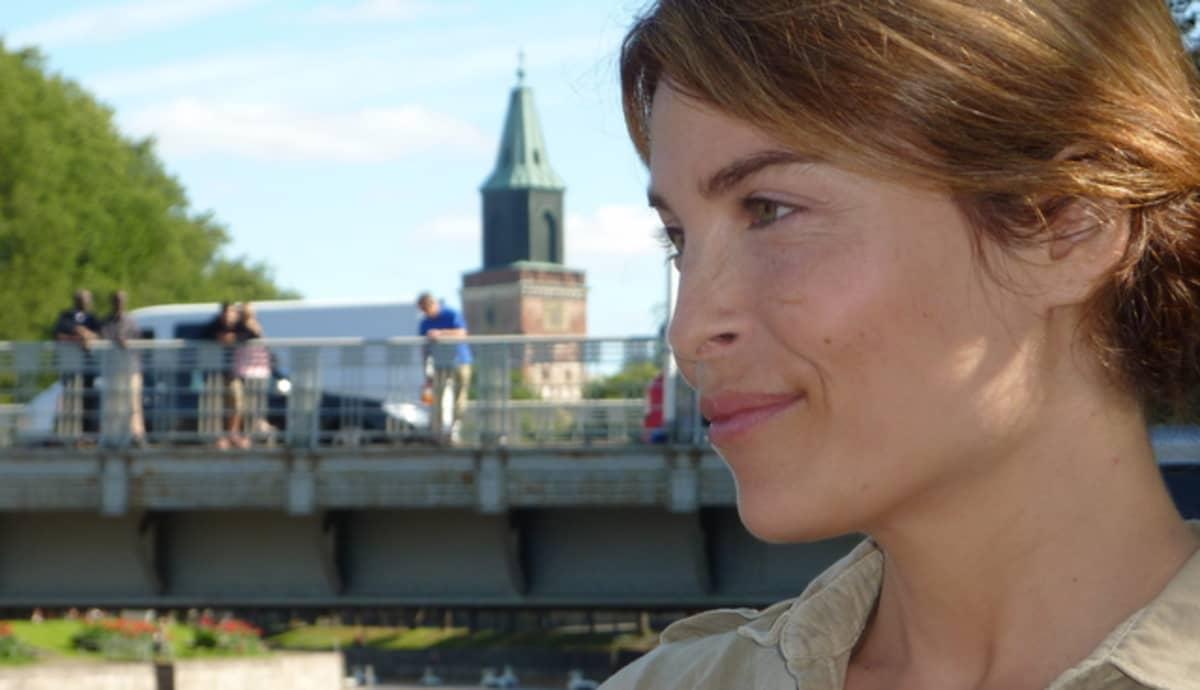 Irina Björklund.