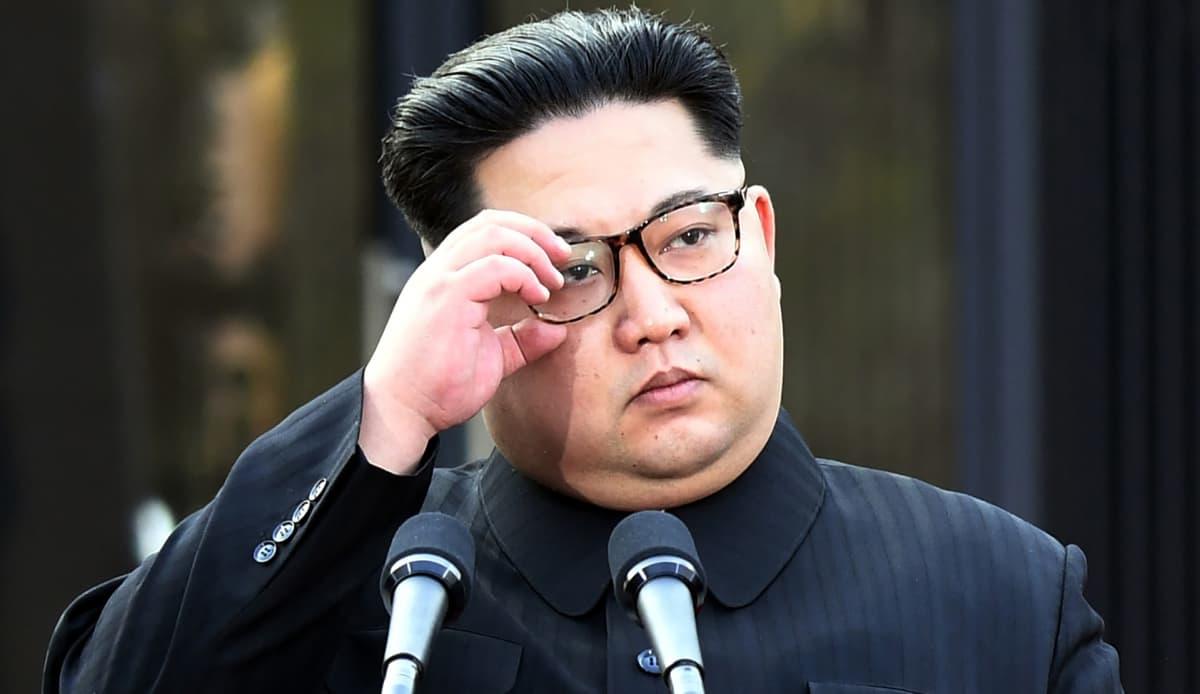 Pohjois-Korean johtaja Kim Jong-un tapasi Etelä-Korean presidentin Moon Jae-inin huhtikuun lopussa Koreoiden rajalla sijaitsevassa Pajun kylässä.