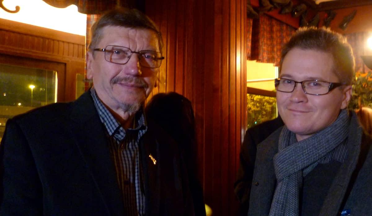 Lahden Perussuomalaisten puheenjohtaja Paavo Rautkoski jäi varasijalle, kun taas Rami Lehto nappasi koko kunnan komeimman äänisaaliin.
