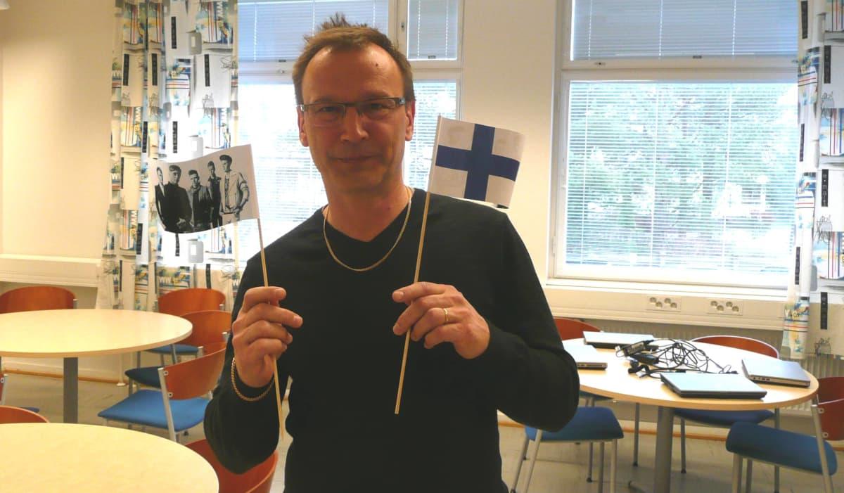 Vararehtori Teijo Päkkilä luottaa Softengine menestykseen euroviisuissa 2014