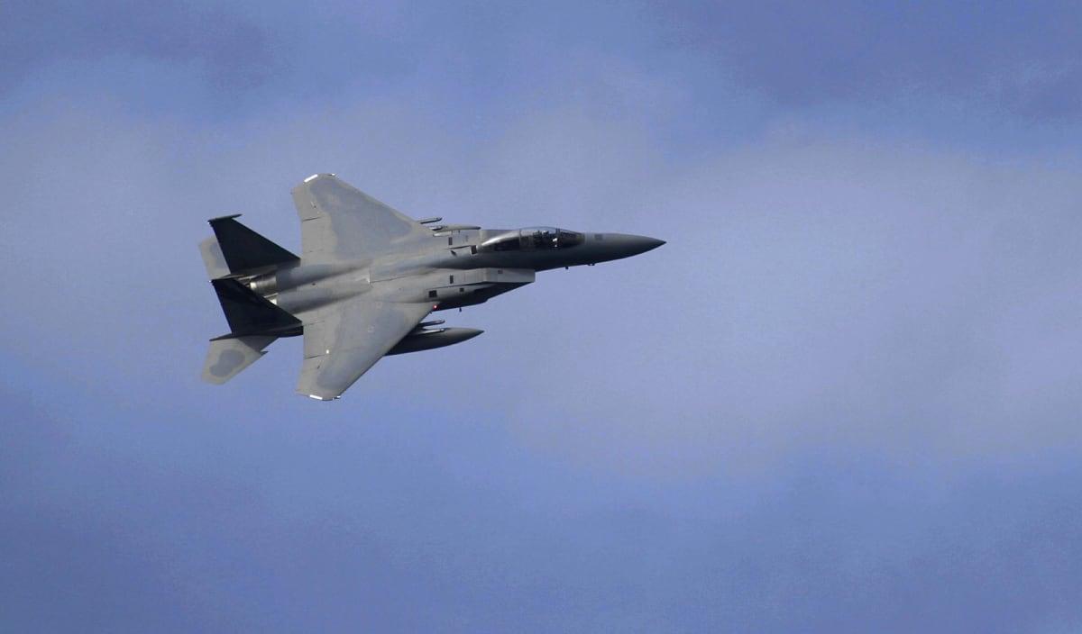 F-15 -hävittäjä