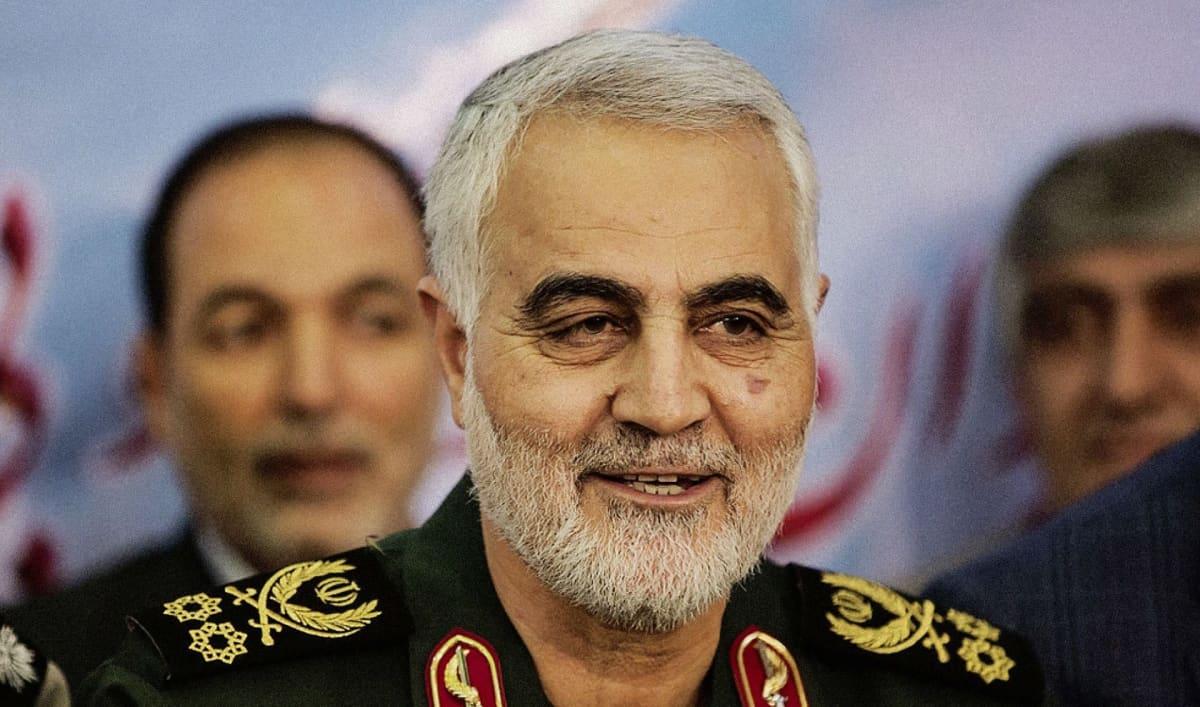kenraali Qassem Suleimani