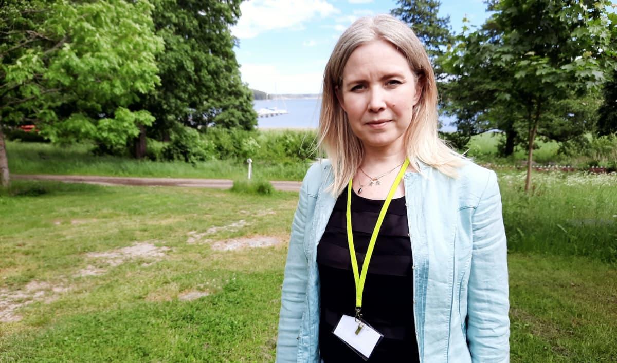 Hanna Lak Turku Science Parkista