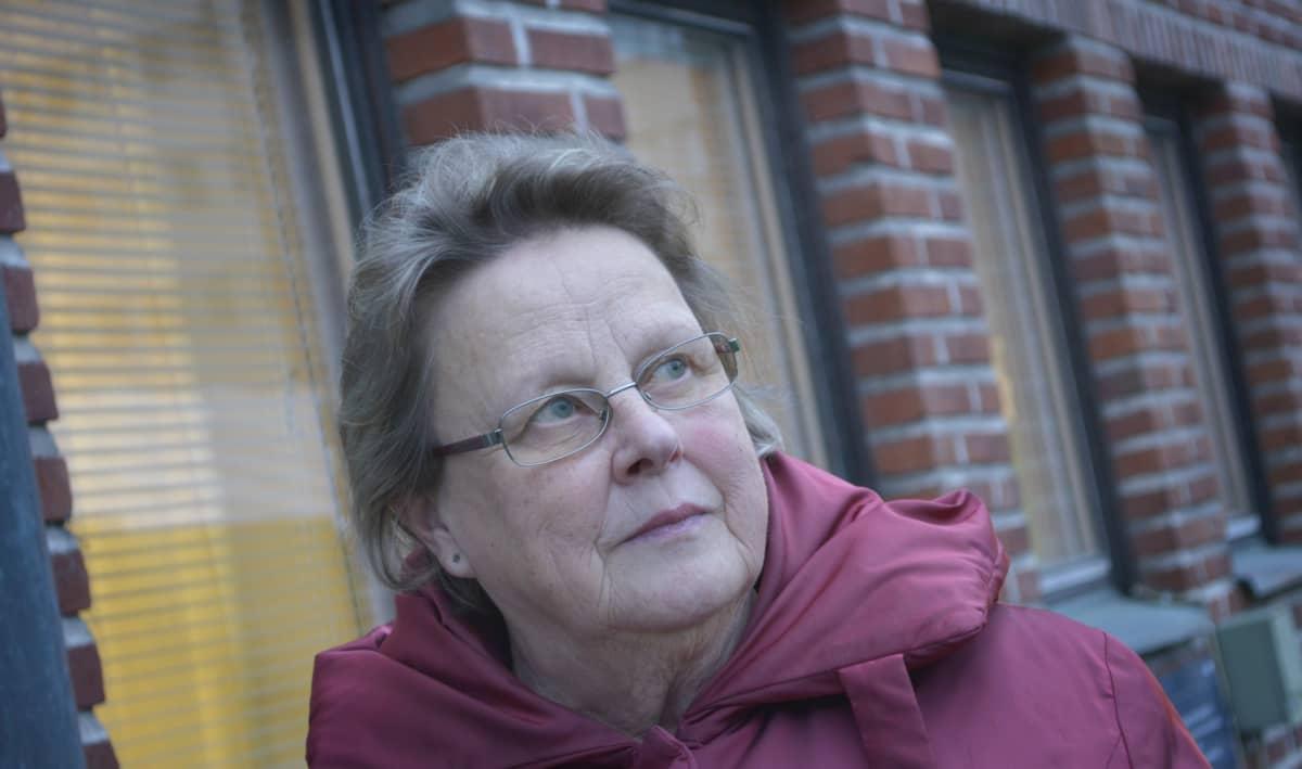 Helena Ranta Lahdessa.