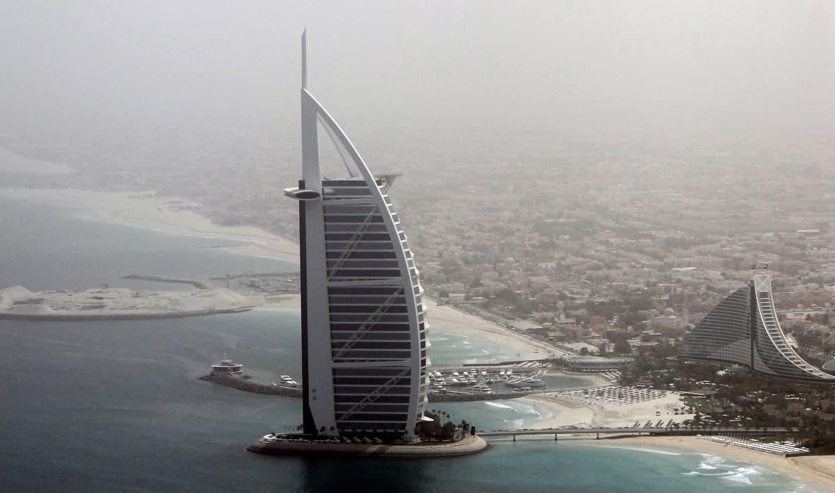 Burj al-Arab Dubaissa.