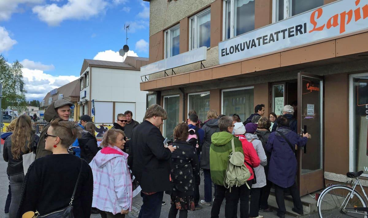 Sodankylän elokuvajuhlat 2015