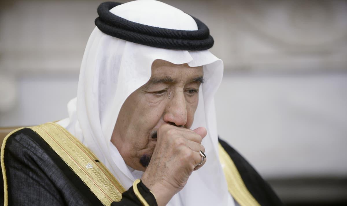 Saudi-Arabian kuningas Salman bin Abdulaziz Al Saudi