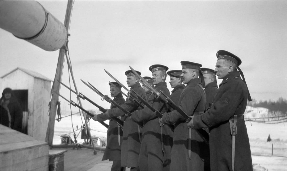 Venäläisiä sotilaita