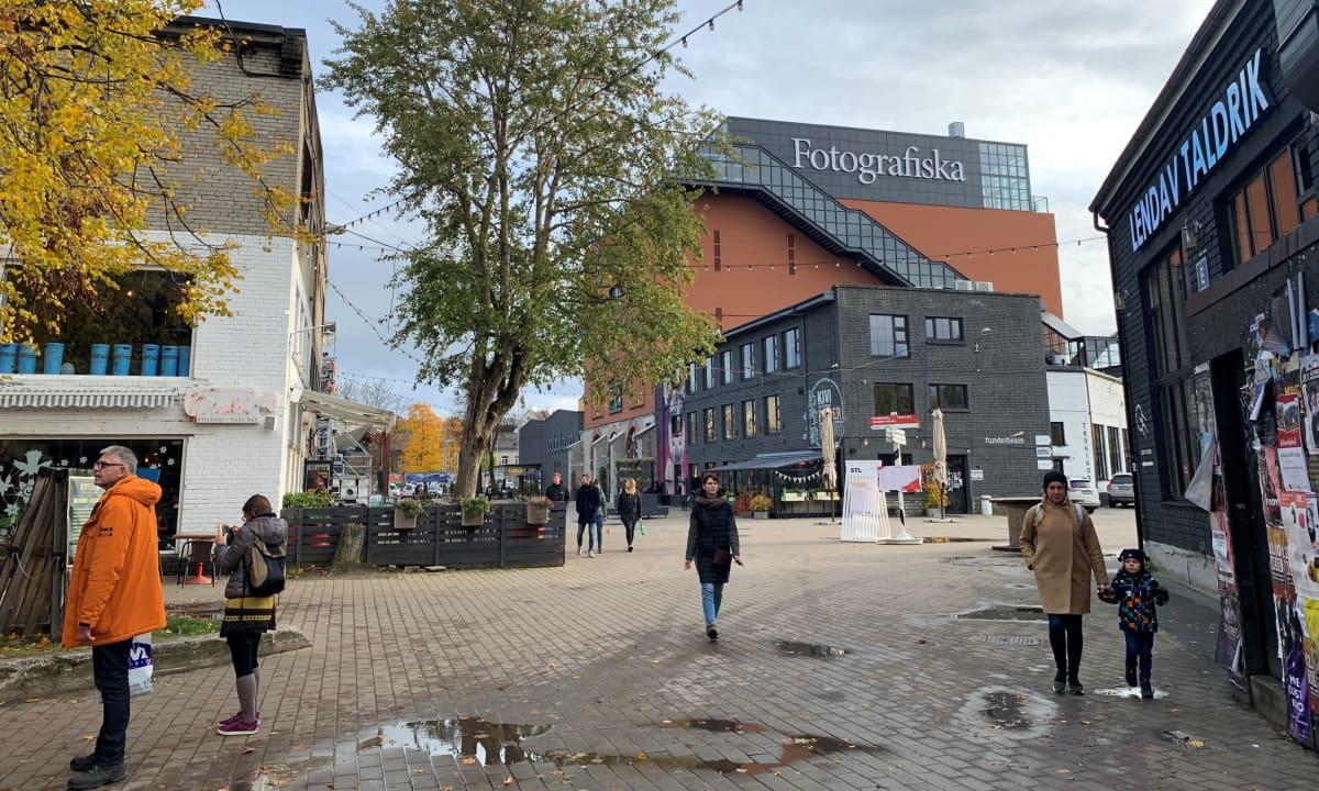 Tallinnan uusi Fotografiska-museo