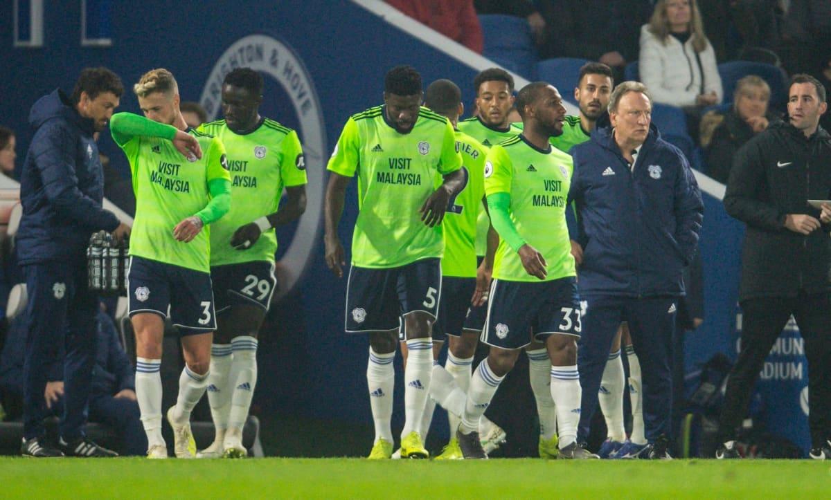 Cardiff juhlii Nathaniel Mendez-Laingin maalia.