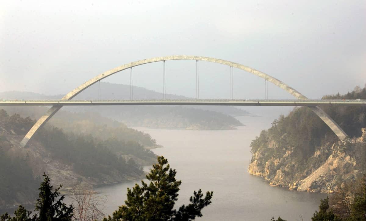 Svinesundin silta.