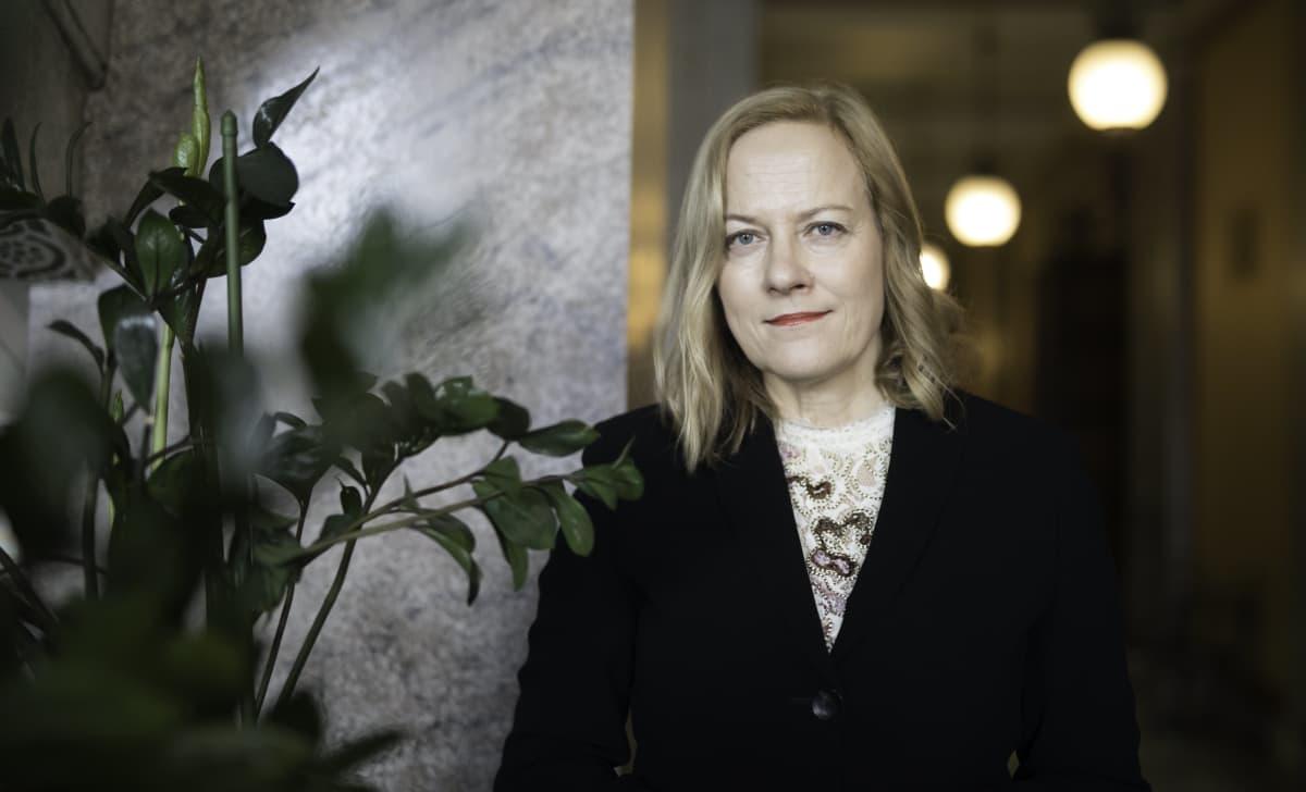 Nina Brander, valtioneuvosto