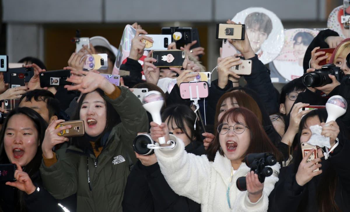 K-pop, fanikulttuuri, Etelä-Korea