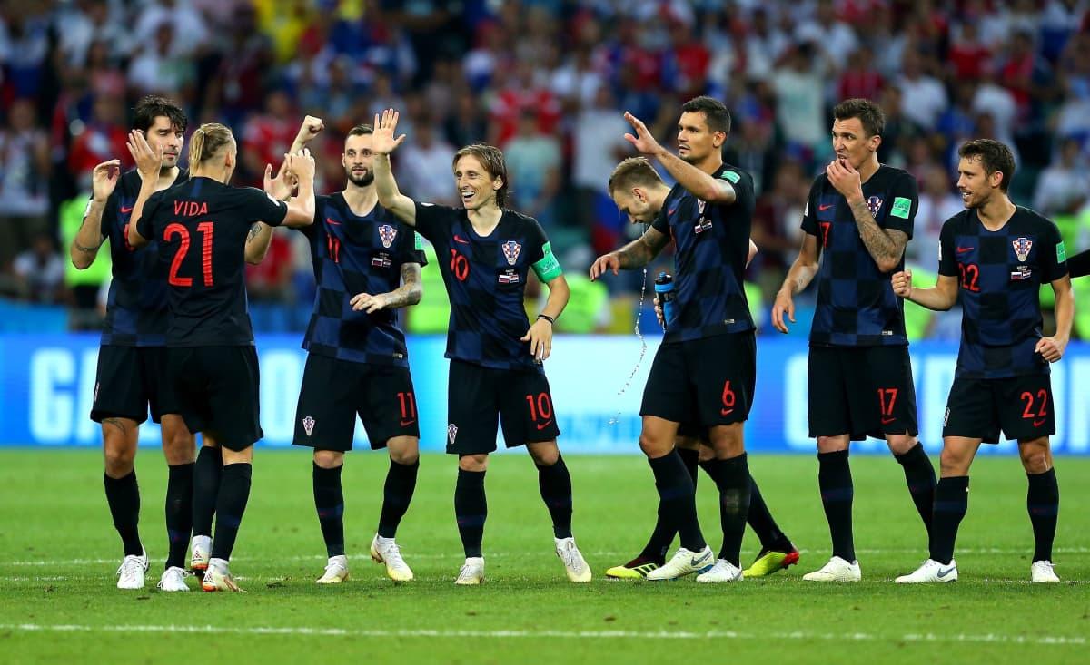 Venäjä-Kroatia