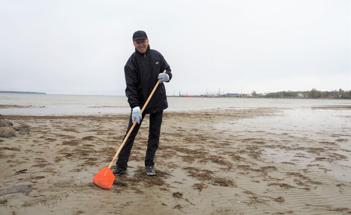 Kulno Tammanin mielestä virolaisista on viime vuosina tullut entistä ympäristötietoisempia.