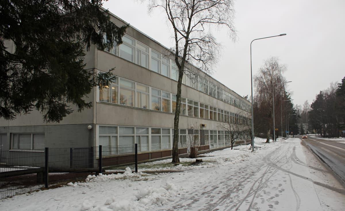 Kotka svenska samskola