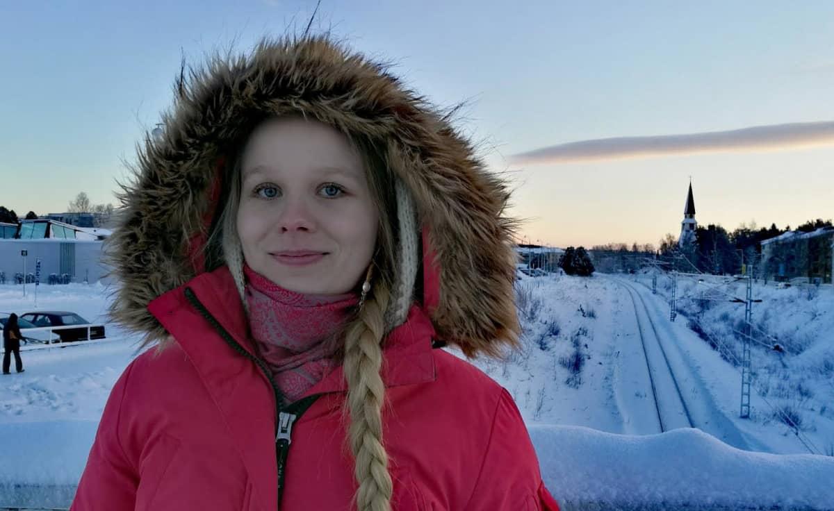 Matkabloggaaja Maarit Tolppanen