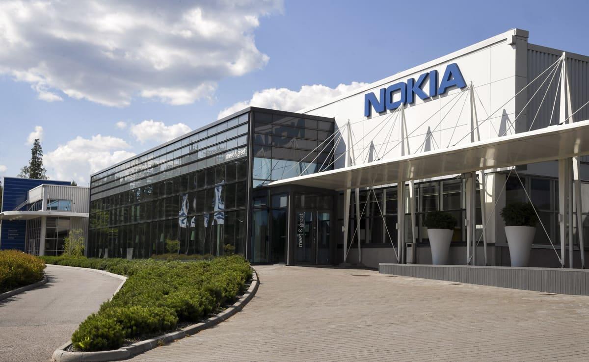 Nokian toimitilat Espoossa,