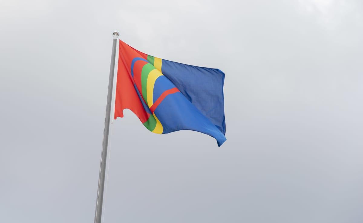 Saamen lippu