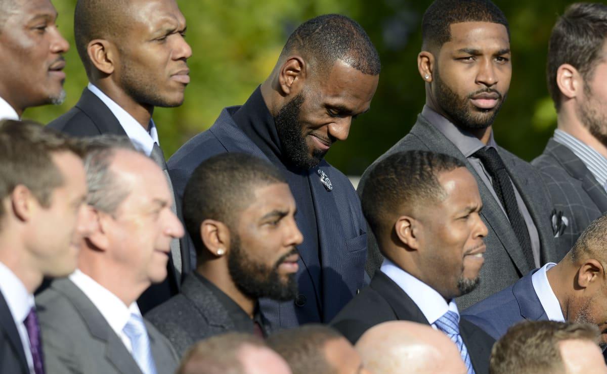 LeBron James ja Cleveland Cavaliers