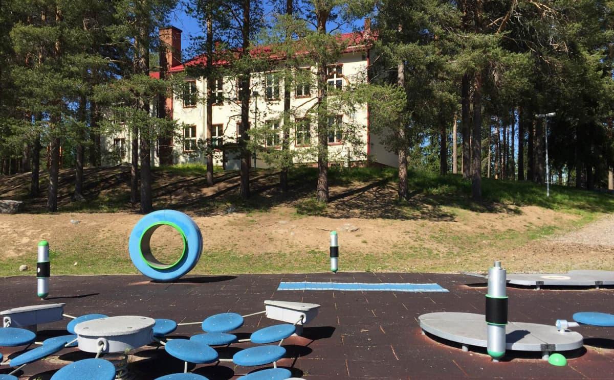 Kaukon koulu Rovaniemi